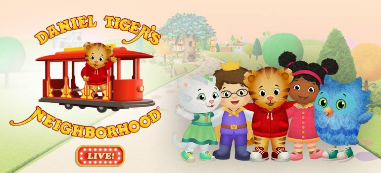 Daniel Tiger's Neighborhood LIVE