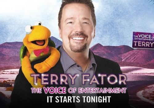Terry Fator: It Starts Tonight