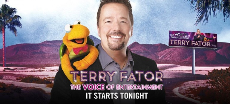 Terry Fator: It Starts Tonight