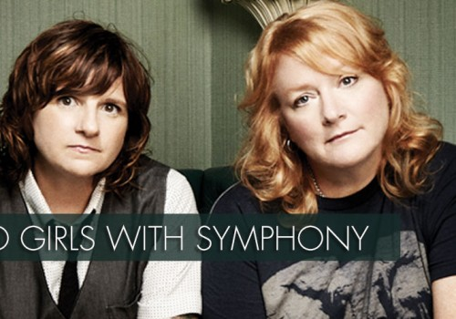 Indigo Girls with Symphony