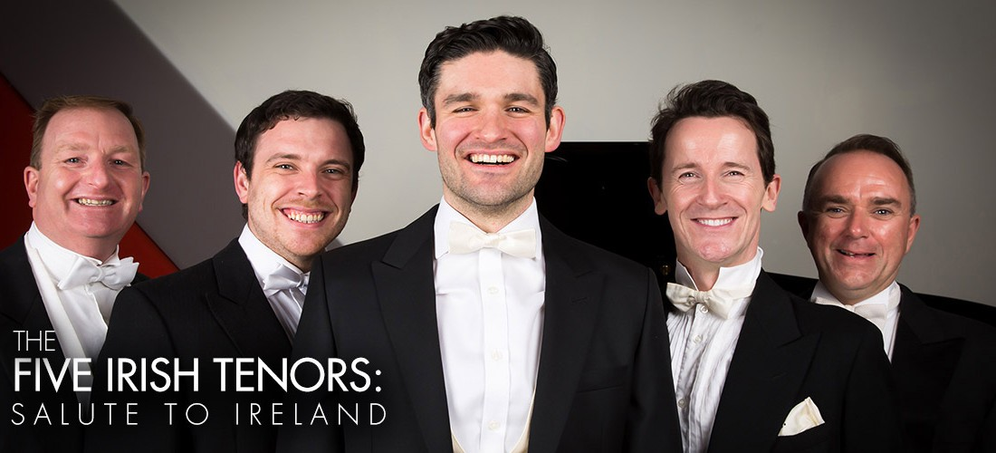Five Irish Tenors: Salute to Ireland