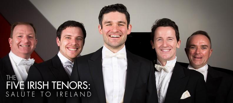Five Irish Tenors: Salute to Ireland