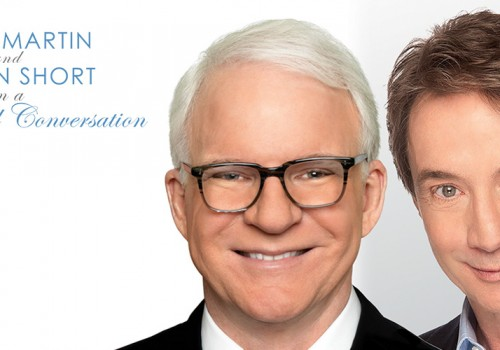 Steve Martin & Martin Short in a Very Stupid Conversation