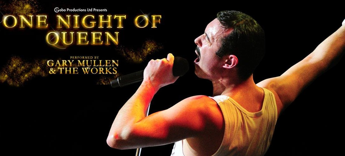 One Night of Queen Performed by Gary Mullen & The Works