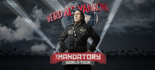 """Weird Al"" Yankovic – The Mandatory World Tour"