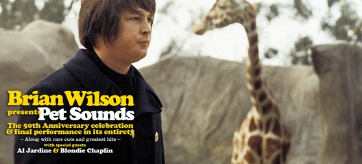 Brian Wilson Presents Pet Sounds – Celebrating the 50th Anniversary