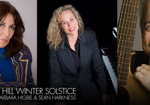 Windham Hill Winter Solstice feat. Liz Story, Barbara Higbie & Sean Harkness