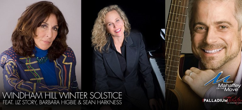 Windham Hill Winter Solstice feat. Liz Story, Barbara Higbie & Sean Harkness