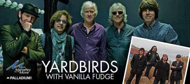 Yardbirds with Vanilla Fudge
